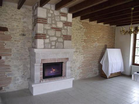 inser cheminee cheminee avec insert fonte flamme