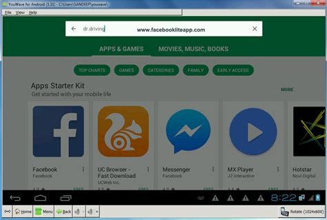 apk on pc lite app apps for pc