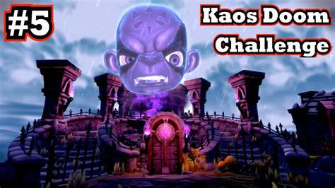 Kaos Team We skylanders trap team kaos doom challenge doomed