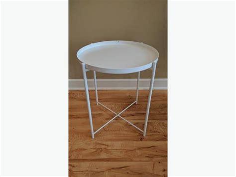 ikea gladom tray table ikea gladom tray table white shore langford