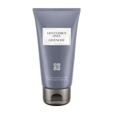 shower shower and gentleman on givenchy gentlemen only hair and shower gel 150ml