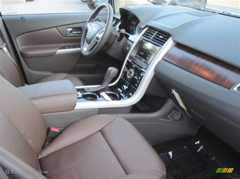 Ford Edge Limited Interior by Charcoal Black Interior 2013 Ford Edge Limited Awd