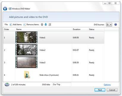 template generator win7 windows dvd maker alternatives and similar software