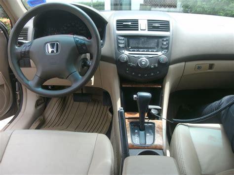2003 Honda Accord Interior by Used 2003 Honda Accord Ex Eod 6 Loader Leather Interior