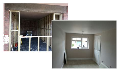 Garage To Bedroom Conversion garage amp loft conversions gregor muirhead joiners and