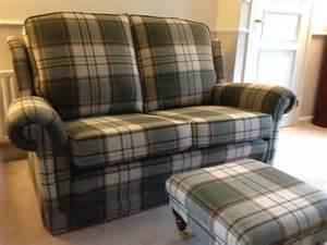 ralvern sofa in warwick tartan wool ralvern upholstery