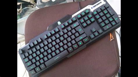Keyboard Gaming Digital Alliance K7331 Color 3 In 1 Anti Ghosting 5 keyboard gaming murah ini cocok untuk kalian yang low budget gan gaming is infinity