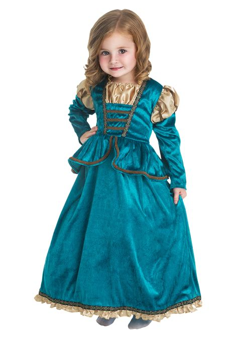 The Princess Wardrobe by Scottish Princess Costume
