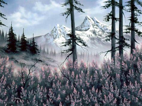 bob ross painting evergreens por todos los medios 5 cosas que no sab 237 amos de bob ross