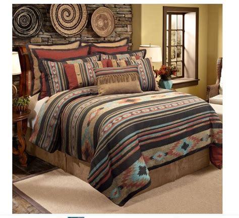 southwestern bedding southwest style santa fe geometric