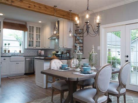 Fixer Upper Kitchen Rooms Ideas
