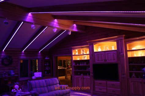 led light strips for room living room