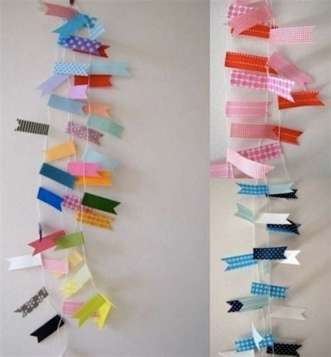 washi tape designs 20 cool washi tape decor ideas for kids rooms kidsomania