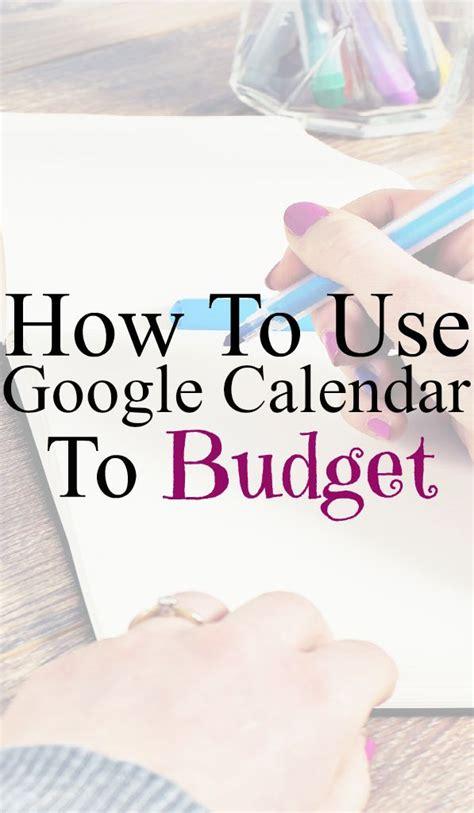 Budget Calendar Drive Best 25 Calendar Ideas On Gmail