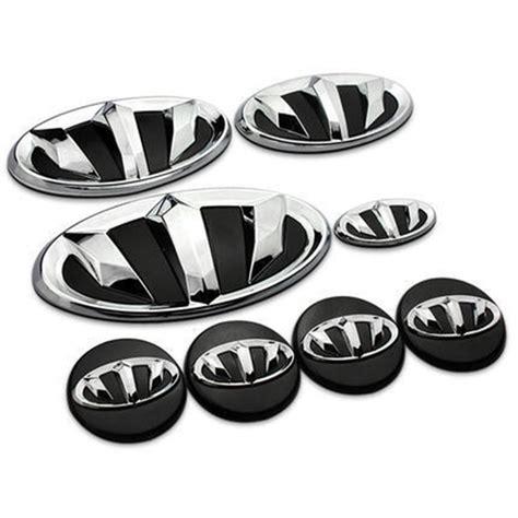 kia sportage sticker new refit badge logo car sticker brenthon emblem