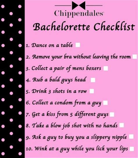 printable bachelorette to do list bachelorette checklist parties pinterest