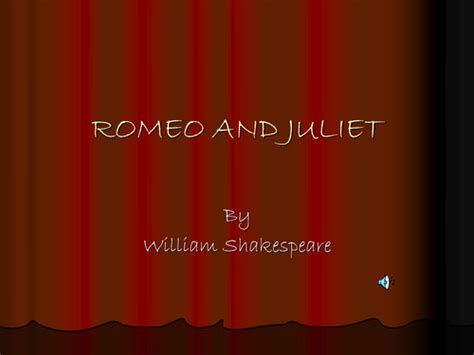 themes romeo and juliet tes romeo and juliet powerpoint analysis of prologue by uk
