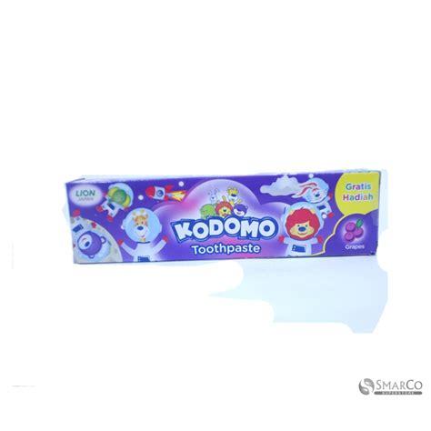 Pasta Gigi Kodomo 45 Gram 1 Pcs detil produk kodomo tothpast grape kotak 45 gr 8998866100243 6061010060501 superstore the