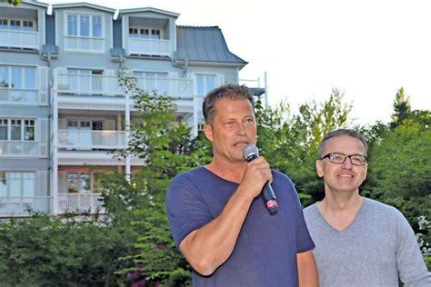 Schweiger Hotel Timmendorf by Promiauflauf In Timmendorfer Strand Til Schweiger