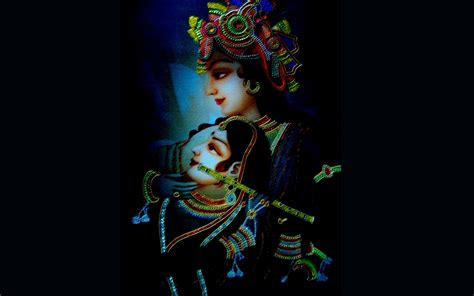 blue krishna wallpaper hd radha krishna ornaments dark wallpapers new hd wallpapers
