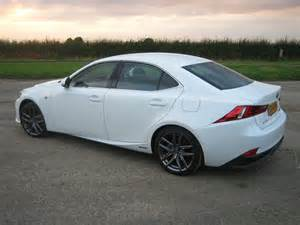 Lexus Is 300h Lexus Is 300h F Sport Auto Road Test Report And Review