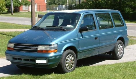 how to learn about cars 1995 plymouth grand voyager engine control 1995 plymouth voyager information and photos momentcar