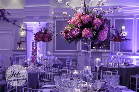 Tall Vase Wedding Centerpieces Wedding Wednesday Perfectly Pink Beautiful Blooms