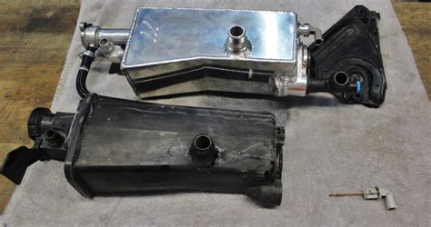 Bmw Expansion Tank by Bmw E46 Aluminum Expansion Tank