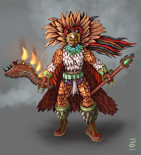 aztec warrior tattoos designs tattoo lawas
