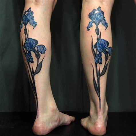 iris tattoo designs best 25 iris flower tattoos ideas on iris