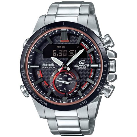 casio bluetooth montre casio edifice bluetooth ecb 800db 1aef bluetooth