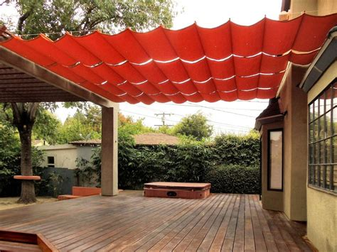Backyard Awning by Design Backyard Awnings Ideas Best Ideas About Deck