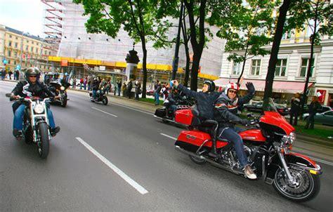 Motorrad Mieten Prag by Vienna Harley Days Event
