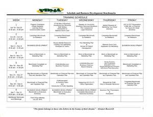 Business Plan Schedule Template by Search Results For Schedule Template Calendar