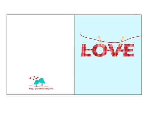 printable card for boyfriend free love cards for him