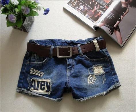 jeans hotpants gestalten tipps fuer  diy projekten