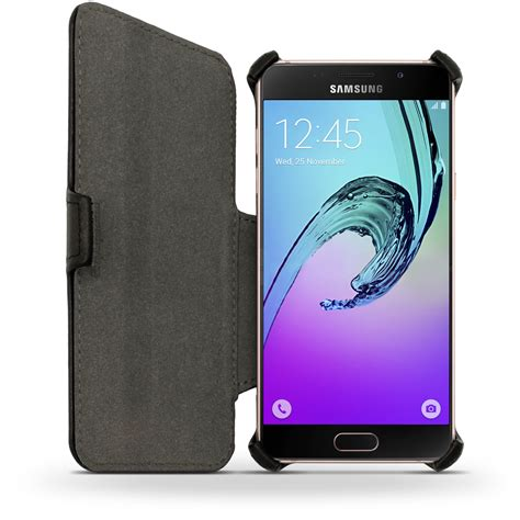 Casing Kulit Samsung A5 2016 A510 Leather Flip Wallet Cover pu leather flip for samsung galaxy a5 sm a510 2016 stand book folio cover ebay