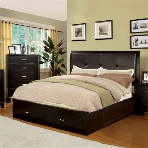 california king platform bed with drawers black king size platform bed with drawers furniture