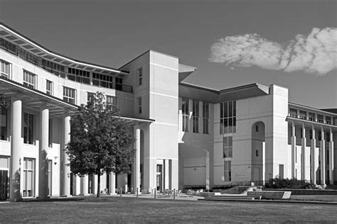 Universities In Atlanta For Mba by Black And White Photograph Of Emory In The