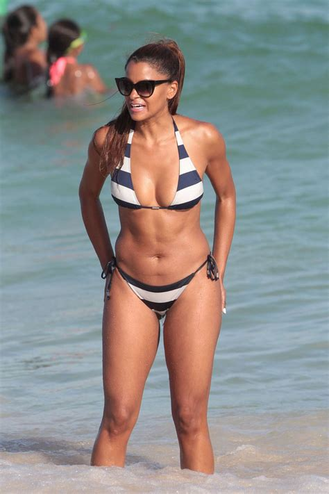 kara killmer snapchat claudia jordan hot in bikini beach in miami 1 2 2016 2