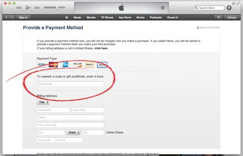 Itunes Use Gift Card Instead Of Credit Card - how to get itunes account in another country