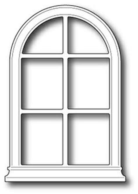 window templates for cards picket fence pattern use the printable outline for crafts