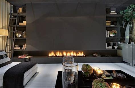 wandhängende ideen für wohnzimmer kamin weihnachten design