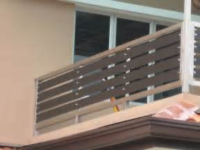 Aluminum Stair Handrails Exterior 11 Best Images About For My Terrace On Pinterest Balcony
