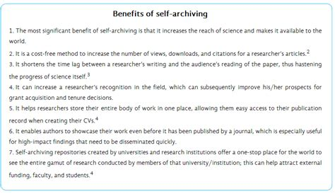 publish research paper free how to make your paper more accessible through self