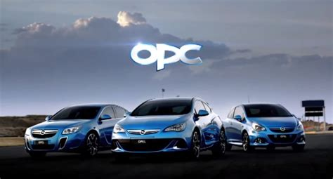 opel in australia is known as how opel tests its opc models gm authority