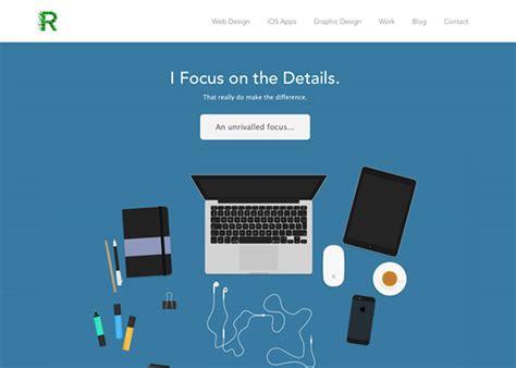 blog layout inspiration 2014 flat web design inspiration kesato blog