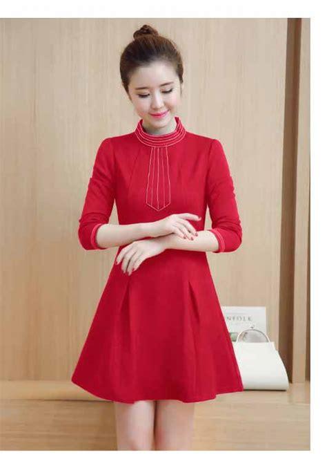 Harga Panjang Lu Natal dress natal lengan panjang terbaru import toko baju