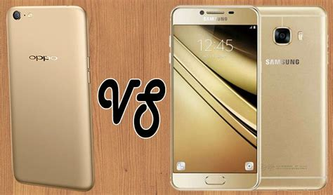 comparison between oppo f5 and samsung galaxy c7