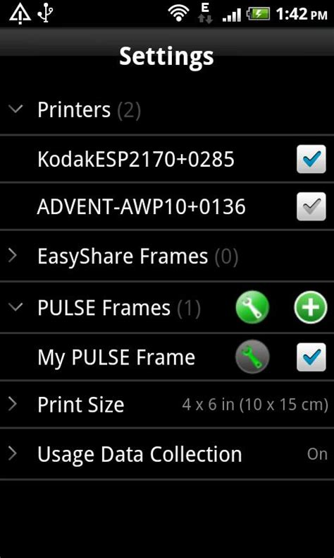 kodak printer app for android kodak announces application for android devices